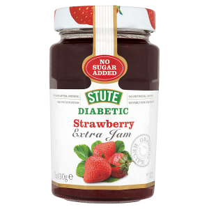 Image for Stute Diabetic Strawberry Extra Jam 430g
