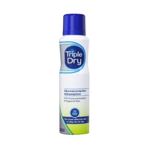 Image for Triple Dry Unfragranced Anti-Perspirant 150ml