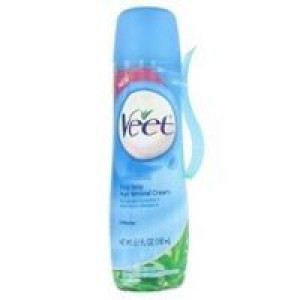 Image for Veet Spray on Hair Removal Cream Sensitive 150ml