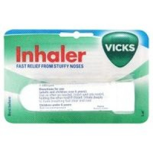 Vaporisers and Inhalers - Cold and Flu - Colds and Coughs