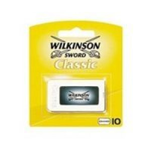 Image for Wilkinson Sword Classic Blades 10 Pack