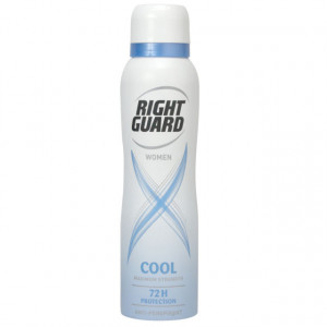 Right Guard Women Xtreme Dry Ultra Cool 72H Protection Maximum Strength Anti-Perspirant 150ml