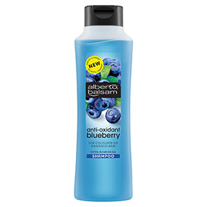 Image for Alberto Balsam Blueberry Shampoo 350ml