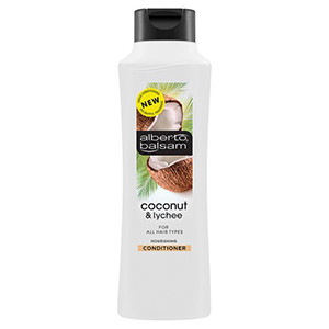 Image for Alberto Balsam Coconut and Lychee Conditioner 350ml