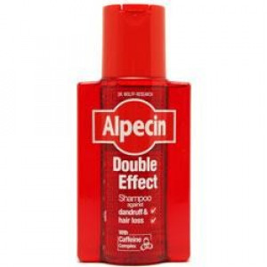 Image for Alpecin Double Effect Shampoo 200ml