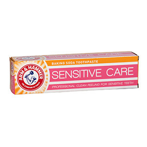Image for Arm & Hammer Extra White Sensitive Toothpaste - 125g