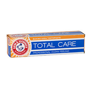 Image for Arm & Hammer Total Care Toothpaste 125g