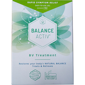 Balance Activ Vaginal Gel 7 x 5ml
