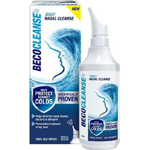 Image for Becocleanse Daily Nasal Cleanse 135ml