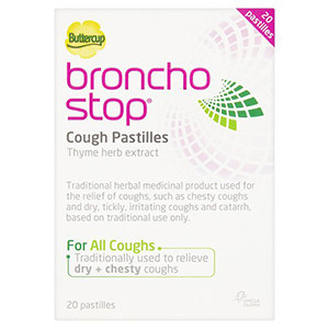 Image for Bronchostop Pastilles Pack Of 20