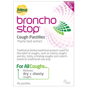 Image for Bronchostop Pastilles Pack Of 40