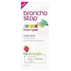 Image for Bronchostop Junior Syrup 120ml