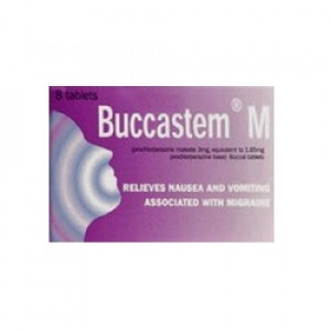 Image for Buccastem M Tablets (8)