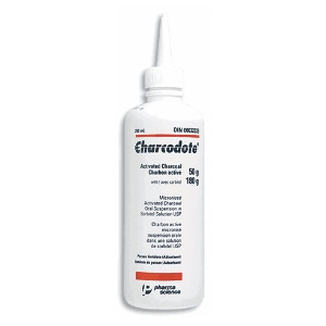 Image for Charcodote Oral Suspension 250ml
