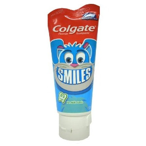 Image for Colgate Toothpaste Smiles 0-3 Years 50ml