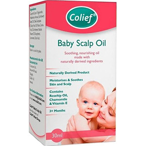 Image for Colief Baby Scalp Oil 30ml