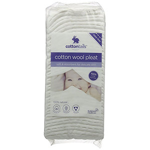 Image for Cottontails Cotton Wool Pleats 200g