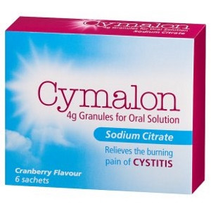 Image for Cymalon Cystitis Relief 6 Sachets