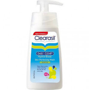 Clearasil Daily Clear Hydra-Blast Skin Perfecting Wash (For sensitive skin) - Pack of 150ml