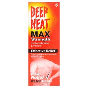 Image for Deep Heat Max Strength - 35g