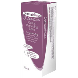 Image for Dermatonics Once Callus Removing Balm 75ml