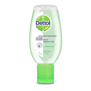 Dettol Anti-Bacterial Hand Sanitiser - 50ml