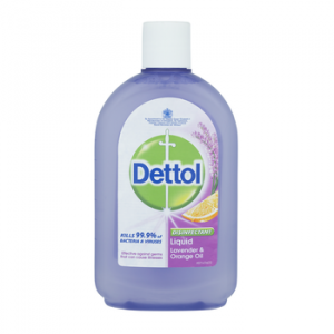 Dettol Disinfectant Liquid - Lavender & Orange - 500ml