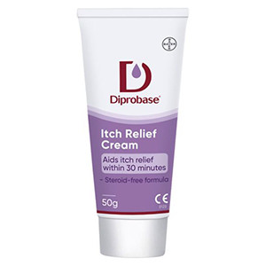 Image for Diprobase Itch Relief Cream 50g