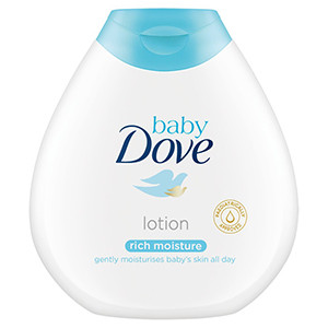 Image for Dove Baby Rich Moisture Lotion 200ml