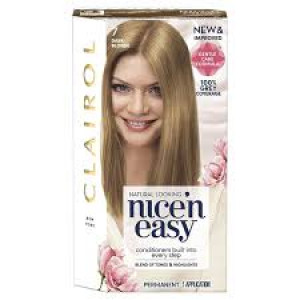 Clairol Nice'n Easy Permanent Hair Colour Natural Dark Blonde 7