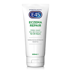 Image for E45 Eczema Repair Cream 200ml