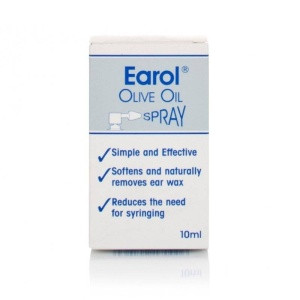 Image for Earol Olive Oil Spray 10ml