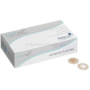 Image for Fast Aid Adhesive Plasters 2.2cm Circle 200 Pack