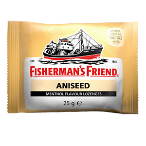 Image for Fisherman's Friend Aniseed Flavour 25g