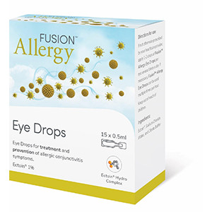 Image for Fusion Allergy Eye Drops 15 x 0.5ml