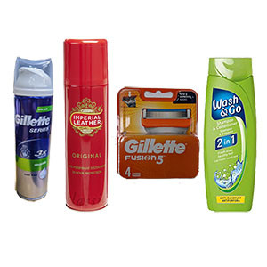 Image for Shower Shave & Spray Bundle For Men