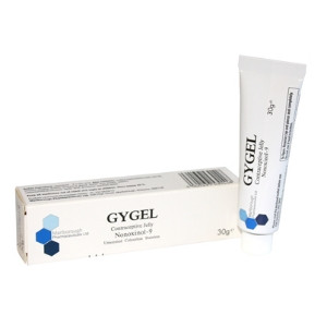 Image for Gygel Contraceptive Vaginal Jelly 81g