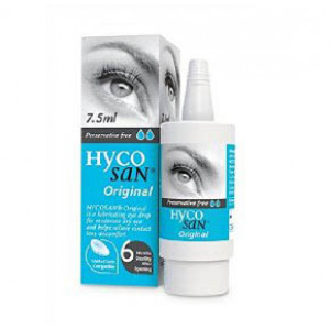 Hycosan 0.1% Drops 7.5ml