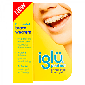 Image for Iglu Protect Orthodontic Brace Gel 10g
