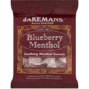 Image for Jamekans Blueberry & Menthol Sweets