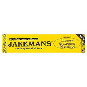 Image for Jakemans Honey & Lemon Stick