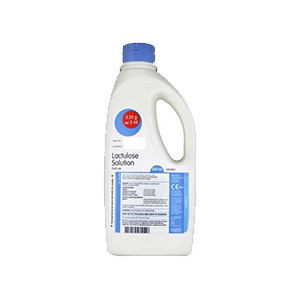 Image for Lactulose Solution 500ml (No Prescription Required)