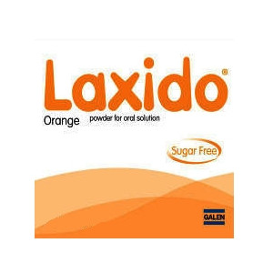 Image for Laxido Orange 20 Sachets