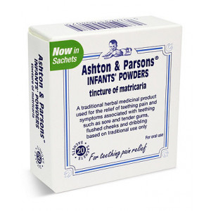 Ashton & Parsons Infant Teething Powder
