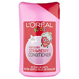 Image for LOreal Kids Extra Gentle Very Berry Strawberry Conditioner 250ml