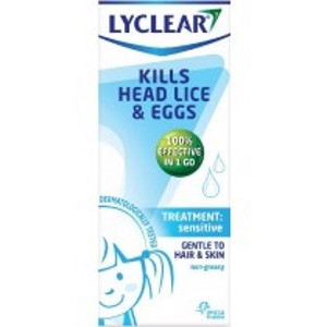 Image for Lyclear Sensitive and Comb