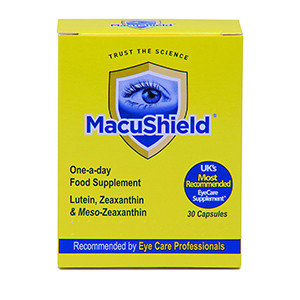 Image for Macushield Macular Health 30 Capsules