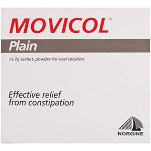 Image for Movicol Plain Flavour 50 Sachets