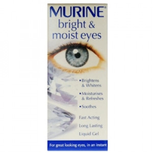Image for Murine Bright & Moist Eyes, Eye Drops 15ml