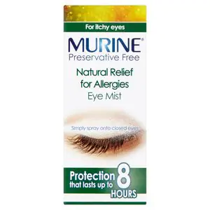 Image for Murine Natural Relief for Allergies Eye Mist 15ml